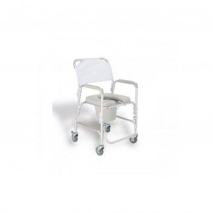 Cadeira de Banho com Assento Almofadado