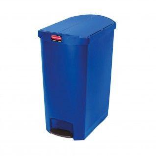 Contentor Slim Jim 90 L Azul