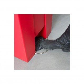 Contentor Móvel Step-On 87 L Vermelho