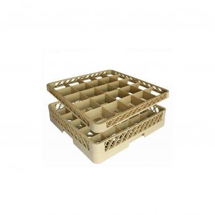 Rack para Lava-Louças 25 Compartimentos Copos 50 x 50 x 10 c