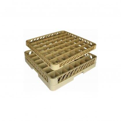 Rack para Lava-Louças 49 Compartimentos Copos 50 x 50 x 10 c