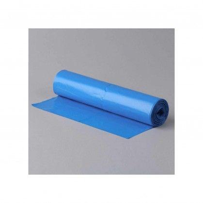 Saco Lixo Rolo com Fecho Azul 30 L