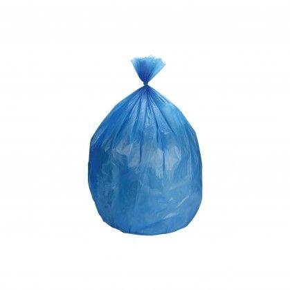 Saco Lixo PEBD Azul 90 x 120 cm