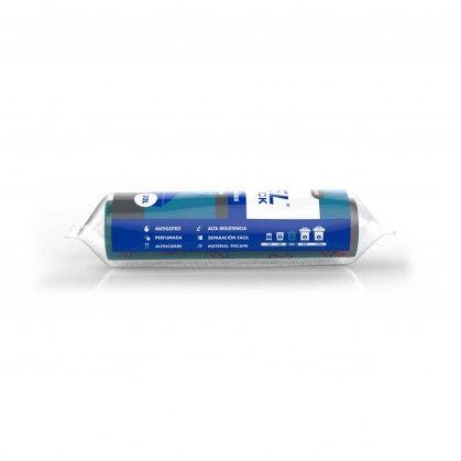 Saco Lixo Rolo Azul Borboleta 55 x 60 cm