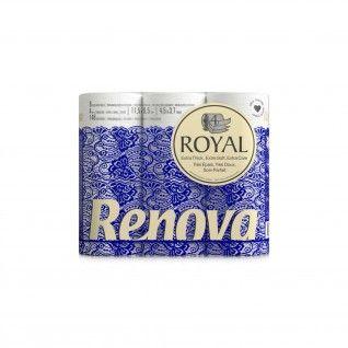Papel Higiénico Royal 63R 4 Folhas