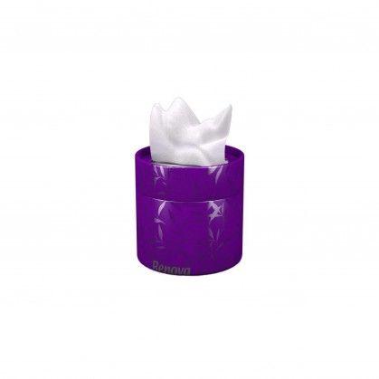 Lenços Faciais Renova Caixa Purple