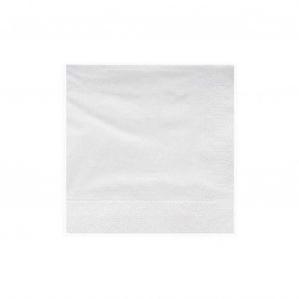 Guardanapo VISICLASS 40 x 40 PP branco