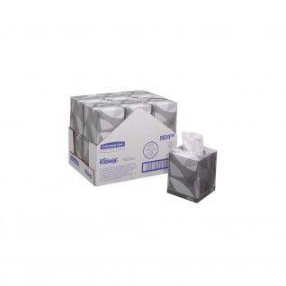Kleenex® Lenços Faciais em Cubo