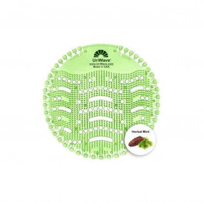 Tapete para Urinóis Uriwave® Herbal Mint