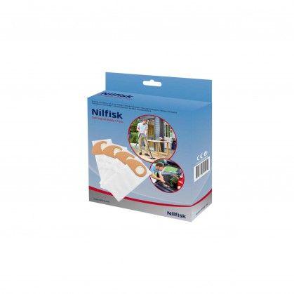 Sacos para aspirador NILFISK BUDDY II