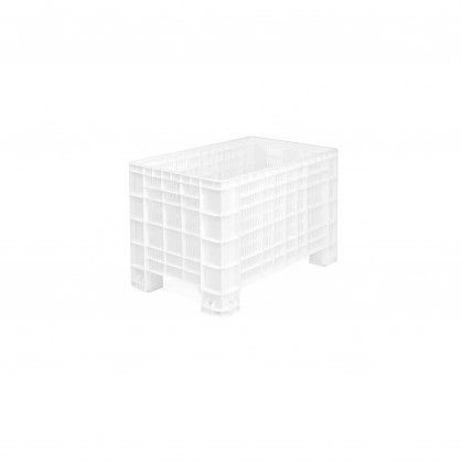 Contentor-Palette Branco 250 L