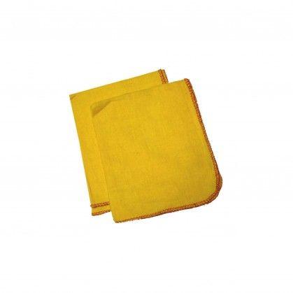Pano Pó Amarelo 100% Algodão