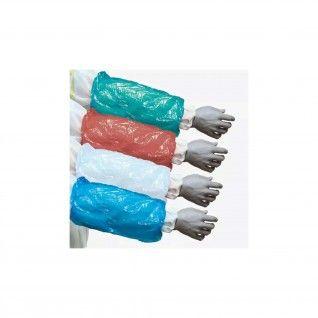 Mangas de Proteção Azuis