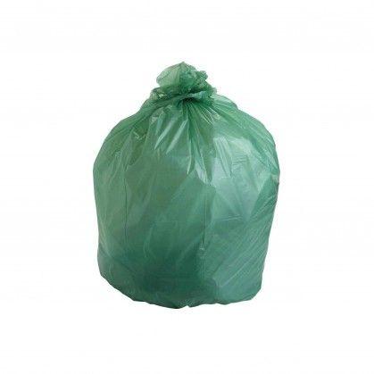 Saco Lixo PEBD Verde 70 x 100 cm