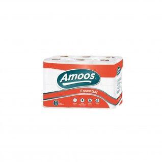 Papel Higiénico doméstico Amoos