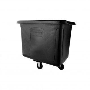 """Contentor """"Cube Truck"""" 0,3 m³ Preto"""