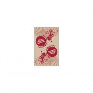 Etiquetas Adesivas 5 x 8 cm para Sacos Delivery Kraft