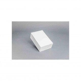 Caixa Branca 1 - 18 x 12 x 6 cm